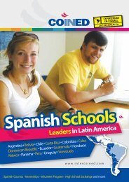 Leaders in Latin America - Global Studies Estudios en el Exterior