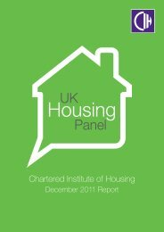 December 2011 - Chartered Institute of Housing