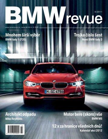 Architekt odpadu 12 x za hranice všedních dn ! Motor ... - BMW revue