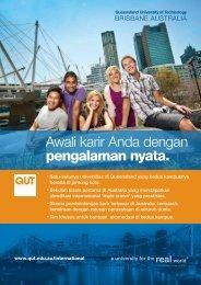 QUT International student guide - Indonesian