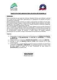 EQUIPO DE FUTBOL NIÑOS/AS PARA LIGA ESCOLAR DE ...