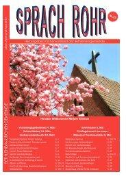 gebet in der Fasten– und Passionszeit 2012 - Gemeinde in Meppen