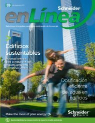 Edificios sustentables - Schneider Electric