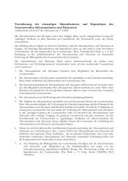 Vereinbarung der ehemaligen Stipendiatinnen und ... - Cusanuswerk