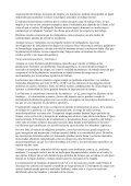 Condiciones de trabajo e impactos sobre la salud de los ... - Page 5