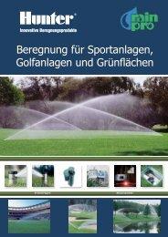Innovative Beregnungsprodukte - RAINPRO Vertriebs GmbH