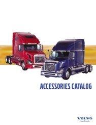 Accessories Catalog - Volvo Trucks
