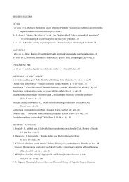 OBSAH 56/SN1/2008 ŠTÚDIE F e r e n c o v á, Michaela: Spolužitie ...