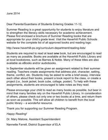 Entering-Grades-11-12-Summer-Reading-List