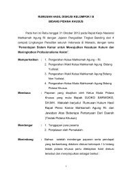 13. RUMUSAN PIDANA KHUSUS 2012 - PT Bandung