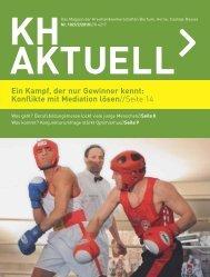 Ausgabe 2-2010 - Kreishandwerkerschaft Bochum