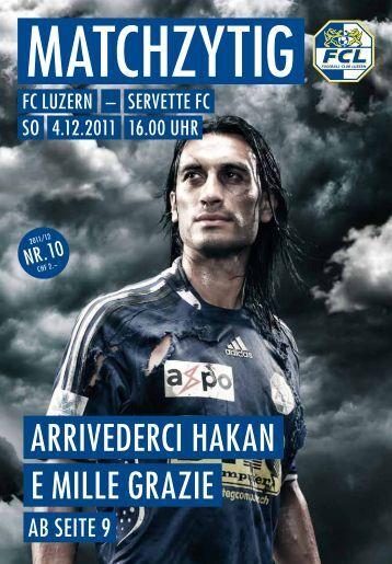 Ausgabe 10 - FC Luzern