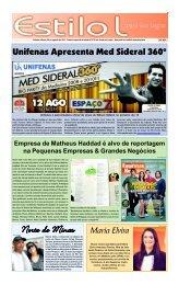 Caderno L 06 de agosto 2011.p65 - Jornal dos Lagos