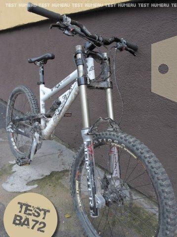 Gazem na rowerze. - eXtreme-shop.com.pl