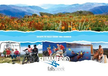 SUMMER@ - Falls Creek