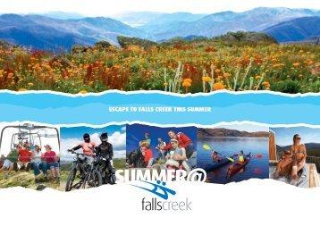 SUMMER@ - Falls Creek