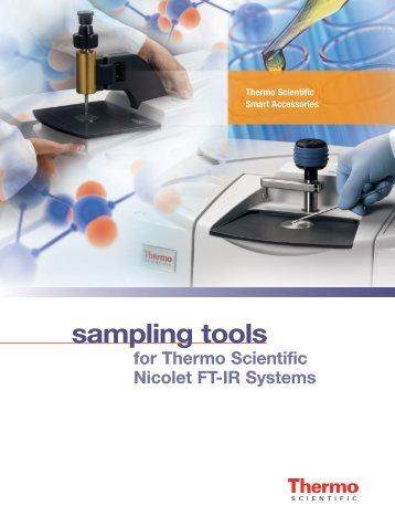 sampling tools - Nicolet CZ sro