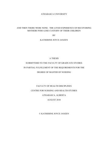 Thesis PDF Final.pdf - Digital Thesis Room - Athabasca University