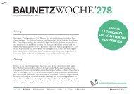 BAUNETZWOCHE#278