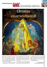 Gość Niedzielny Zielona Góra 12/2008 (pdf)