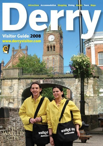 Derry Visitor Guide - Discover Northern Ireland
