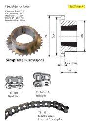 Simplex 16