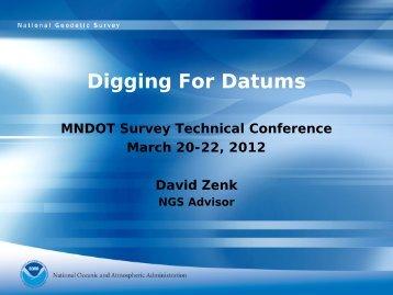 Datum Diagrams - National Geodetic Survey