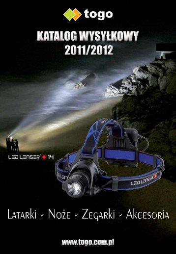 Pobierz Katalog Togo 2011/2012 w wersji PDF