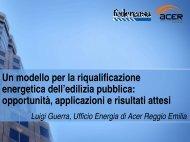 Acer Reggio Emilia - Federcasa