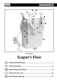 Scaper's Flow - Dennerle