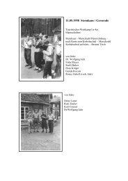 11.05.1958 Sternhaus / Gernrode
