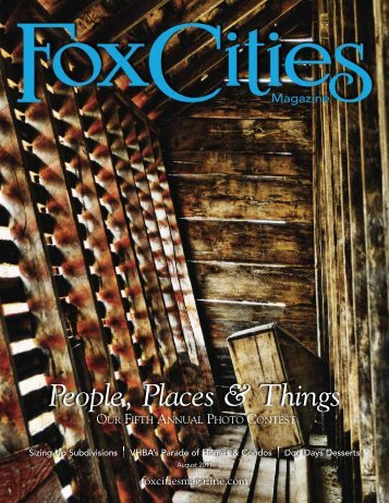 127 FCM COVER - Fox Cities Magazine