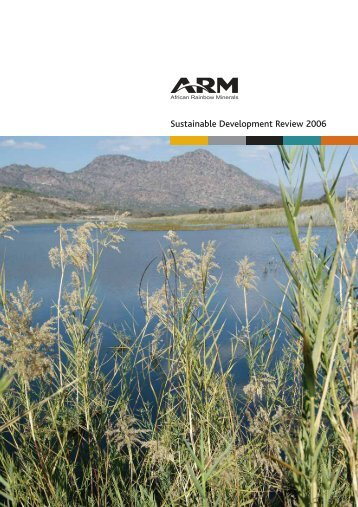 Sustainable Development Review 2006 - ARM
