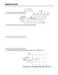 Worksheet Collection