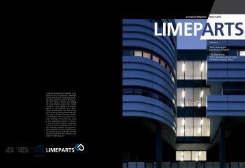 Magazine issue 2 - Limeparts