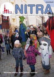 február 2012 - Mesto Nitra