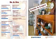 Antik & Loppis 2011.pdf - upplevelseriket