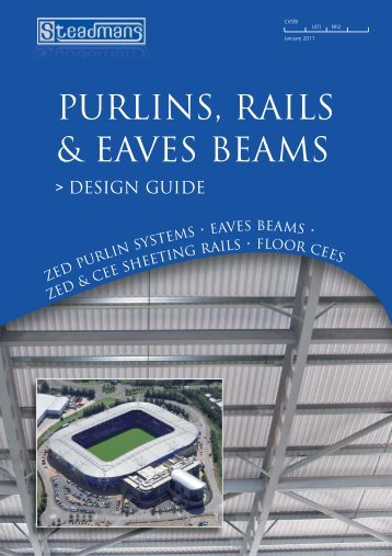 Purlins, Rails & Eaves Beams Design Guide - Barbour Product Search