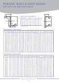 Purlins, Rails & Eaves Beams Design Guide - Barbour Product Search - Page 6