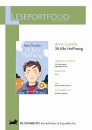 © Bloomsbury Kinderbücher & Jugendbücher, www.berlinverlage ...