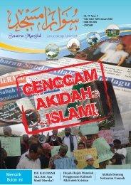 ISU KALIMAH ALLAH - Jabatan Kemajuan Islam Malaysia