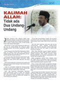 ISU KALIMAH ALLAH - Jabatan Kemajuan Islam Malaysia - Page 3