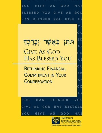 FREE DOWNLOAD - URJ Books And Music