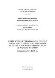 Nicolas Lavoinne - desc orthopedie