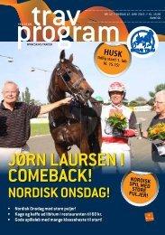 12. juni 2013 Nordisk Onsdag - Skive Trav