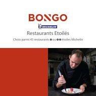 Restaurants Etoilés - Weekendesk-mail.com