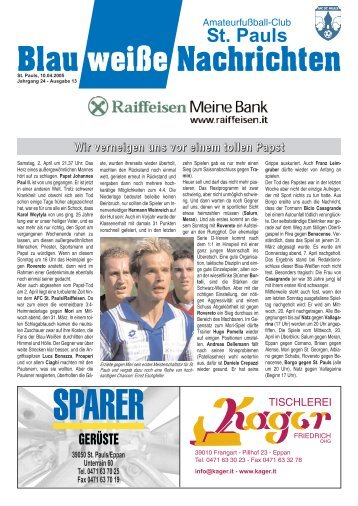 bw2004-05-13.pdf (2 MB) - AFC St. Pauls