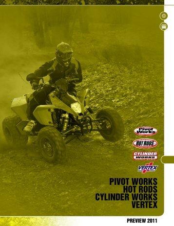 Preview PivotWorks 2010-2011