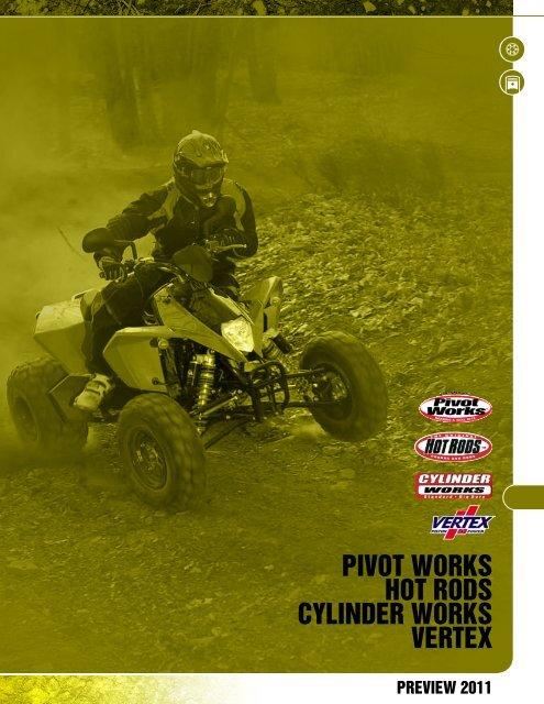 FRONT Wheel Bearing Kit 250 300 400 X EX NEW Pivot Works PWFWK-H11-420