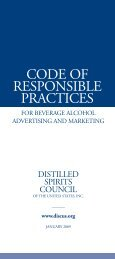 CODE OF RESPONSIBLE PRACTICES - Pernod Absinthe